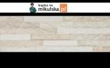 Kallio Cream kamień elewacyjny K611 CERRAD