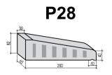 POMERANIA cegła maszynowa perforowana P906 WIENERBERGER