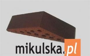 ADELAJADA Daszek dwuspadowy klinkierowy na murek NF19 / 119 ROBEN