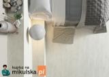 Catalea Bianco Płytki podłogowe C7124  Cerrad
