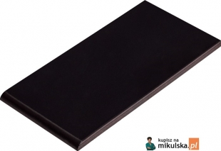 Parapet Nero Cerrad P202 długości 20cm, 24,5cm, 30cm, 35cm
