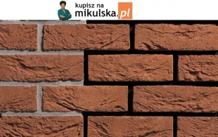 Provinciaals Oranje cegła ręcznie formowana P1625 Engels Baksteen