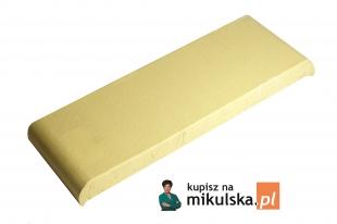 Okapnik dwustronny płaski KP20. KP30  Żółty Gołowczyński