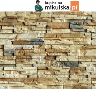 Płytka wew/zew Stone Master Madagascar  Kremowa  S590