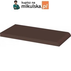 Parapet Brown Paradyż B608 długości 20cm, 24,5cm, 30cm