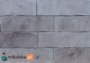 Grey Satin HF49 płytka elewacyjna King Klinkier / PRZYSUCHA