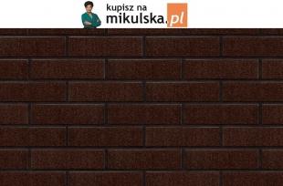 BRĄZ SZKLIWIONY płytka elewacyjna King Klinkier / PRZYSUCHA