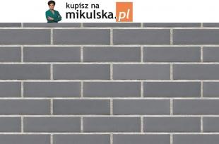 MGLISTY PORANEK płytka elewacyjna King Klinkier / PRZYSUCHA