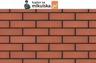 RUBINOWA CZERWIEŃ Płytka elewacyjna King Klinkier / PRZYSUCHA