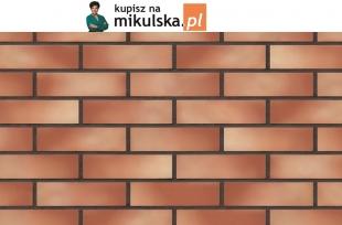 SŁONECZNY BRZEG płytka elewacyjna King Klinkier / PRZYSUCHA