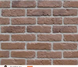 Retro Brick Brown Płytka wew/zew Stone Master