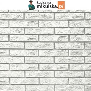 Płytka wew Stone Master Rock Brick  Biała  S716