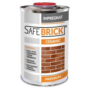 `SafeBrick impregnat do klinkieru na zewnątrz