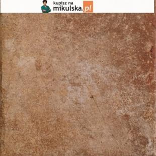 Scandiano Rosso płytki podłogowe i stopnice PARADYŻ