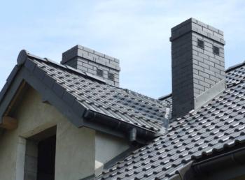 płytki elewacyjne na komin